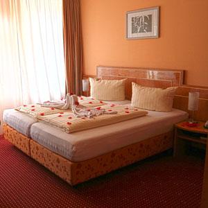 Wincent Hotel Sinsheim Zimmer